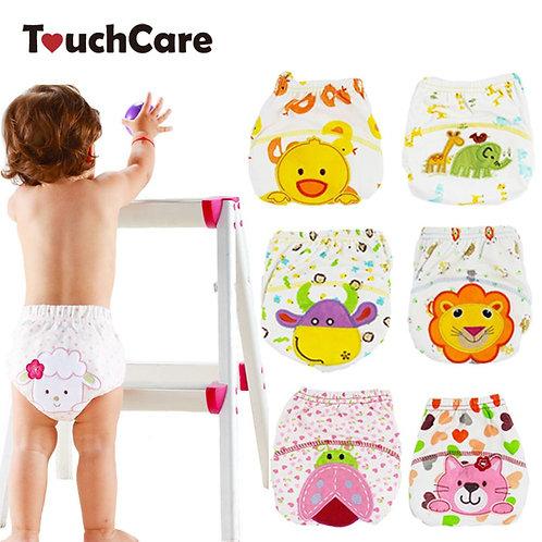 Baby Training Toddler Potty Cotton underwear 3pcs random