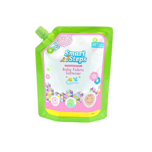 SMART STEPS Baby Fabric Softener 900ml