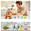 Thumbnail: Termichy Baby Food Storage, 4 Pcs Silicone Baby Food Containers with Lids