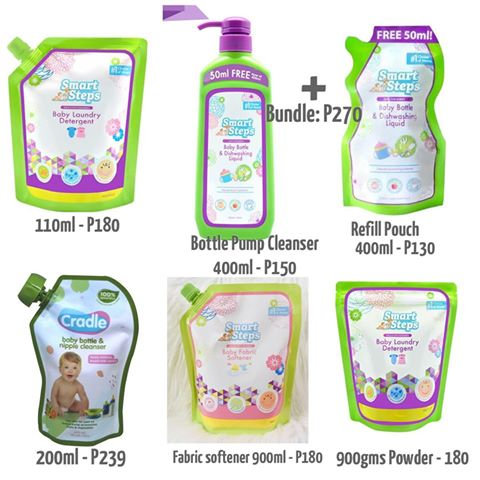 Baby Laundry/Bottle soaps