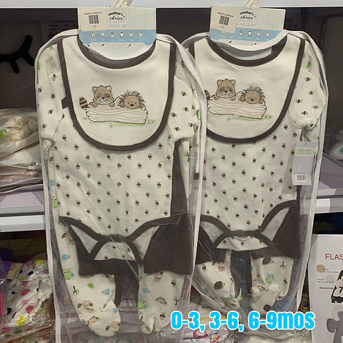 Mother's Choice 6pc Boy layette set