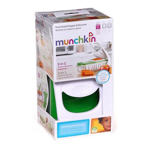 Munchkin Fresh Food Chopper and Steamer
