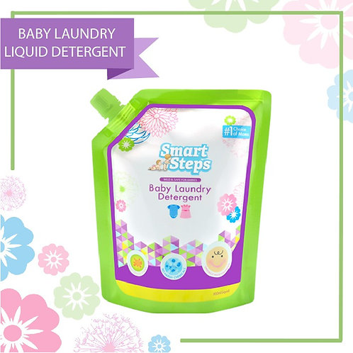 Smart Steps Baby Laundry Liquid Detergent 900mL