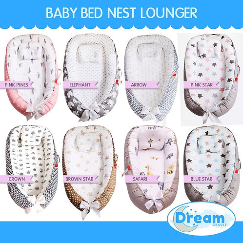 Baby Nest Portable Bed lounger