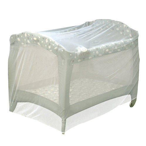 Mosquito Net Tent, White for Pack N Play Universal size