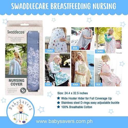 Swaddlecare Breastfeeding Nursing Cover