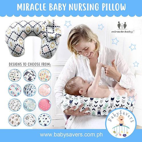 Miracle Baby Multipurpose breastfeeding Pillow