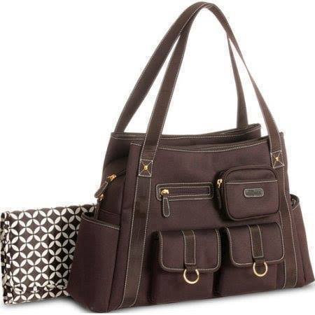 Baby boom Fashion Tote Diaper Bag