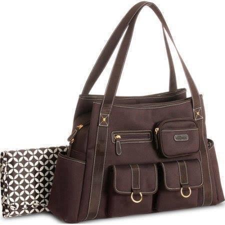 Baby boom Fashion Tote Diaper Bag