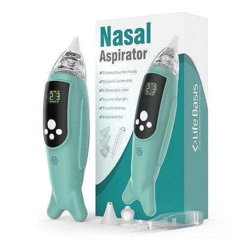 LifeBasis Nasal aspirator with music