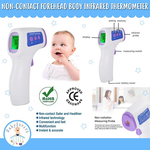 Non Contact infrared thermometer for Adult&Baby
