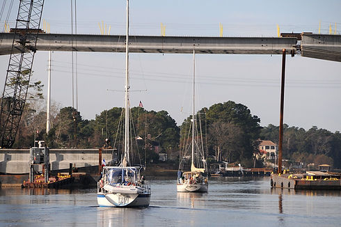 South Carolina has a very busy bridge bu