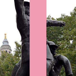 A Commemorative Statue