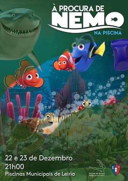 À Procura de Nemo na Piscina