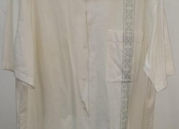 Camisa Padrão Manga Curta
