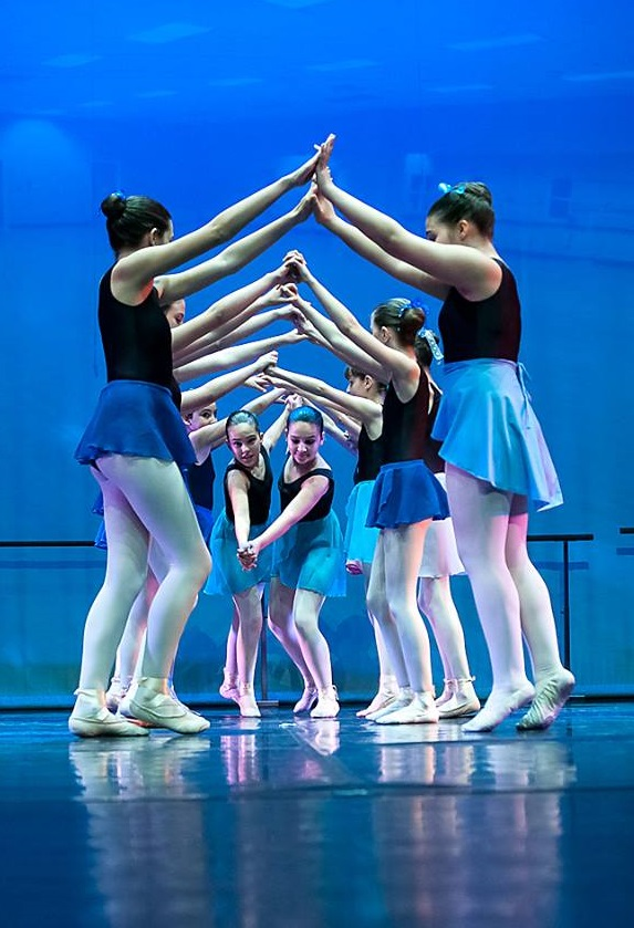 A Menina Bailarina