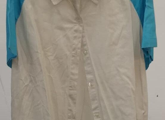 Camisa Lisa Manga Curta