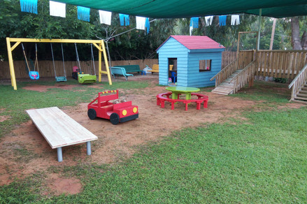 ריהוט גן לילדים