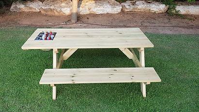 """שולחן קק""""ל בירה 2"""