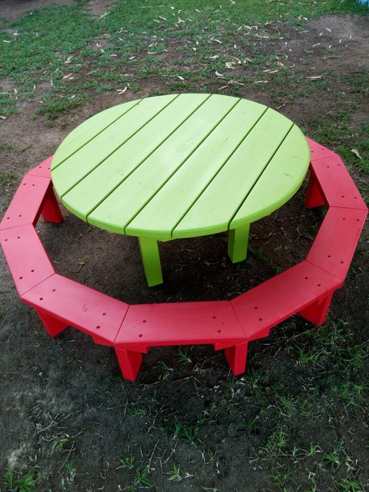 שולחן קקל ילדים במגוון צבעים