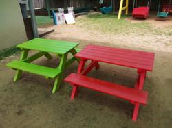 """שולחן קק""""ל לילדים במגוון צבעים"""