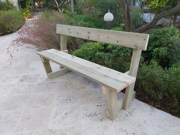 ספסל ישיבה מדורה 1
