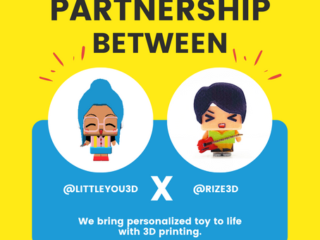 Little You Partners with RIZE to Level Up the Personalized Toy Game