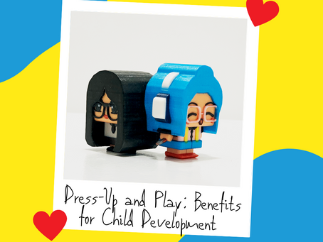 Dress-Up and Play: Benefits for Child Development