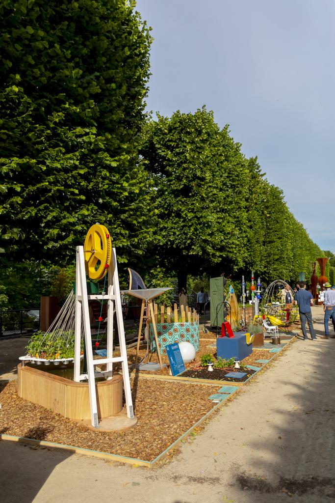 Marine Hunot design Jardins jardin