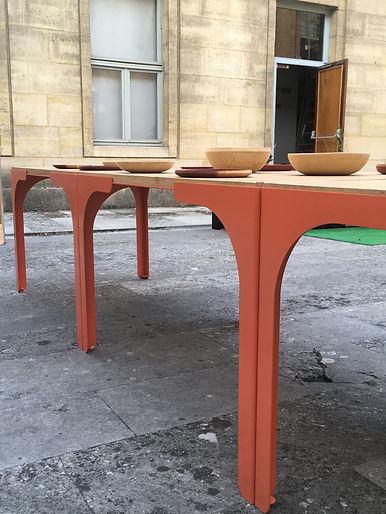 ARCADES Tables à composer