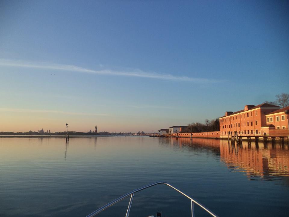 S. Servolo island