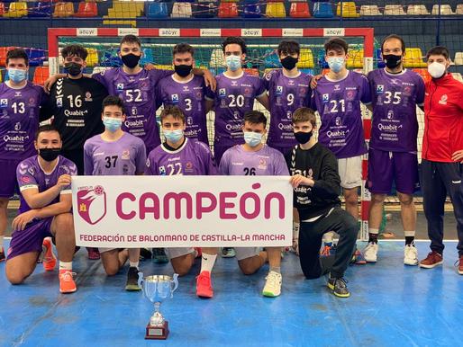 Senior, Campeon de Liga y Ascenso a Primera