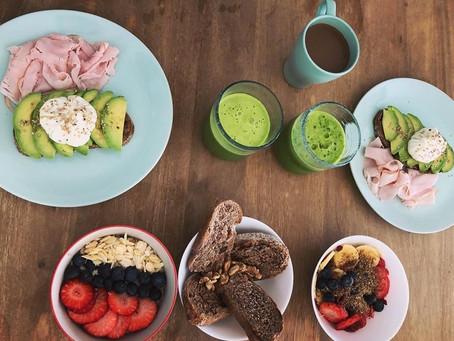 Desayuno con amig@s....