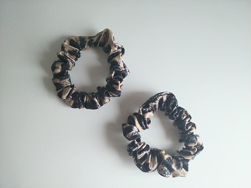 Leopard Scrunchie (Mini)
