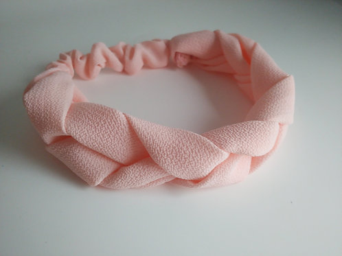 Rosy Cheeks Braided Headband
