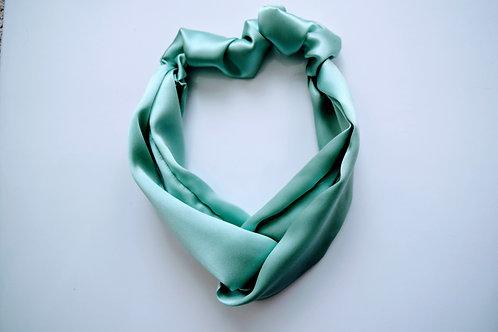 Mulberry Silk Headband || Mint To Be