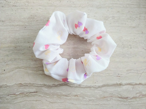 Love is in the Hair Scrunchie