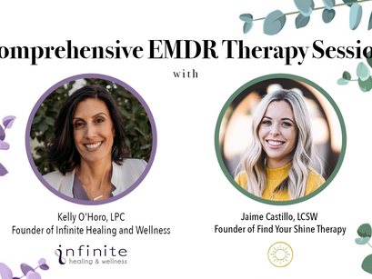 A Comprehensive EMDR Therapy Session