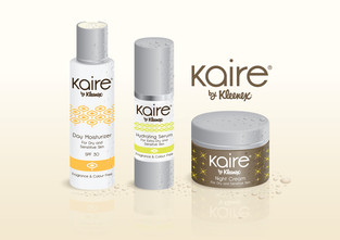 Kaire Beauty Line Packaging