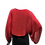 Thumbnail: Red Handwoven Sweater