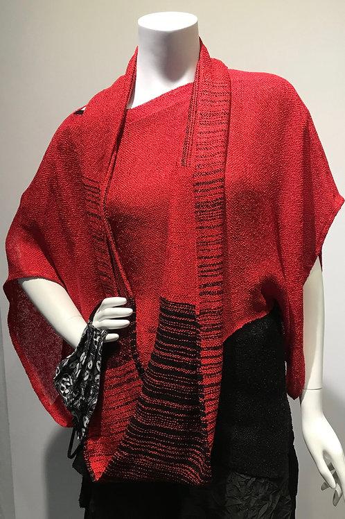 Hand woven ensemble by Dahlia
