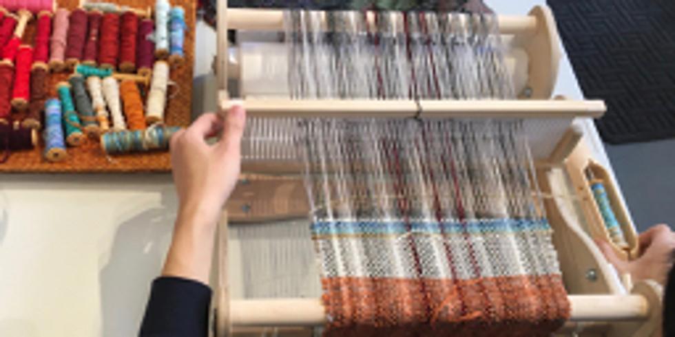 Weave an Infinity Scarf Workshop (8)