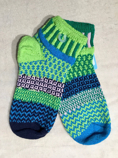 SS22  Solmate quarter sock