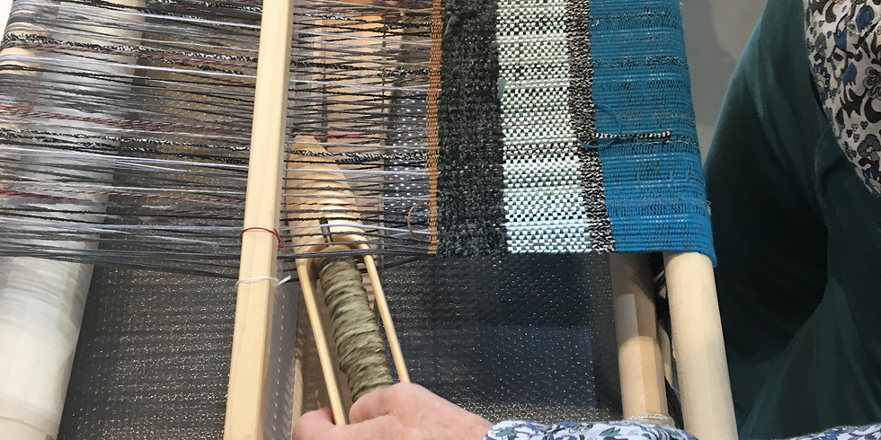 Weave an Infinity Scarf Workshop (9)