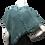 Thumbnail: Teal Handwoven Mobius Wrap