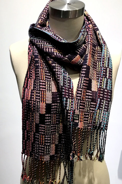 New Wave Scarf by Muffy Young