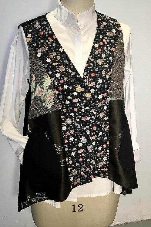 YO2 Yasuko HiLo Vest