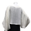 Thumbnail: Ivory Handwoven Sweater
