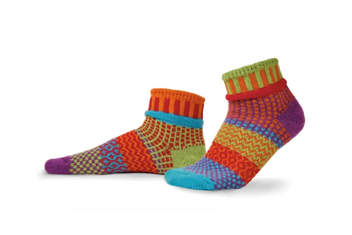 SS07 Solmate cotton quarter socks