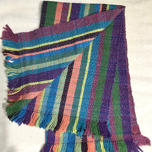 KW26 Handwoven towel by Kathy Weigold